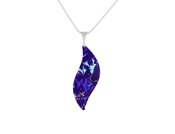 Meadow Purple pendant