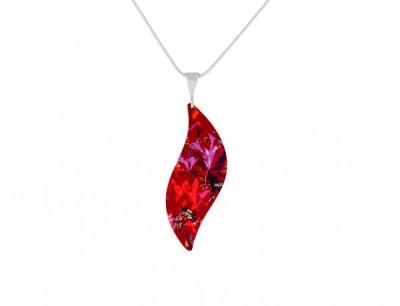 Meadow Red pendant