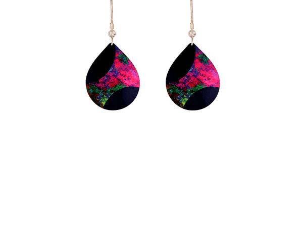 Starburst Pink Earrings