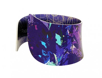 Meadow Purple bangle