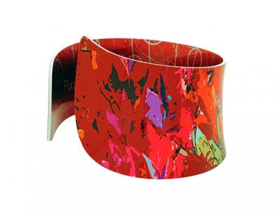 Meadow Red II bangle