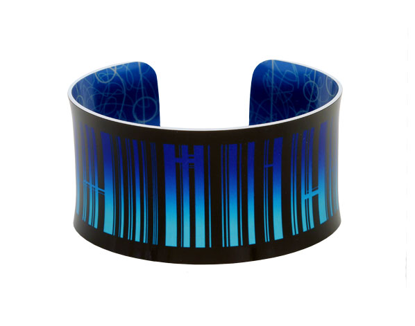 New York Blue bangle