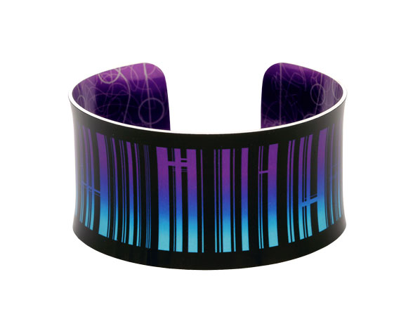 New York Purple bangle