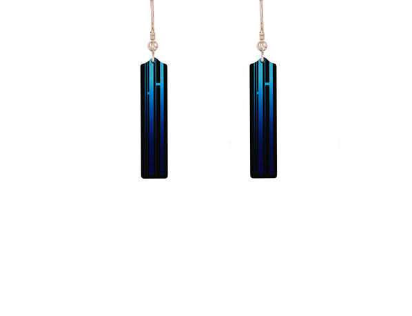 New York Blue earrings