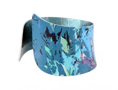 Meadow Blue Bangle
