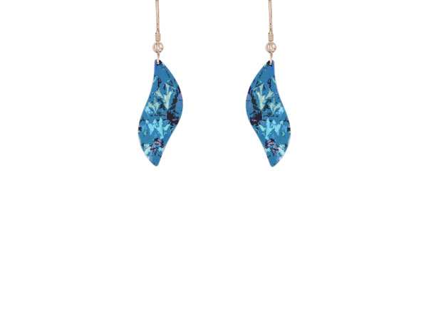 Meadow Blue Earrings