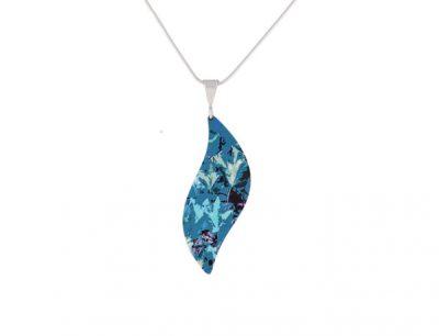 Meadow Blue Pendant