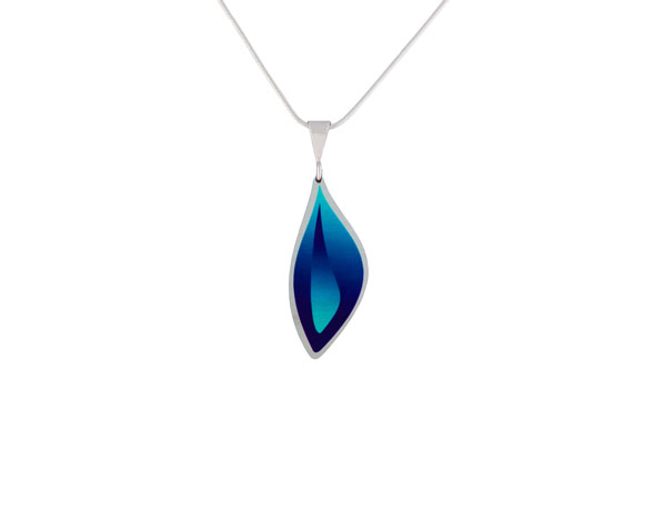 Ocean Blue small pendant