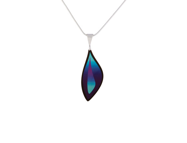 Ocean Purple small pendant