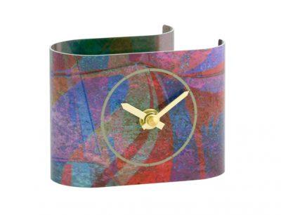 T5 Hue Purple Desk Clock
