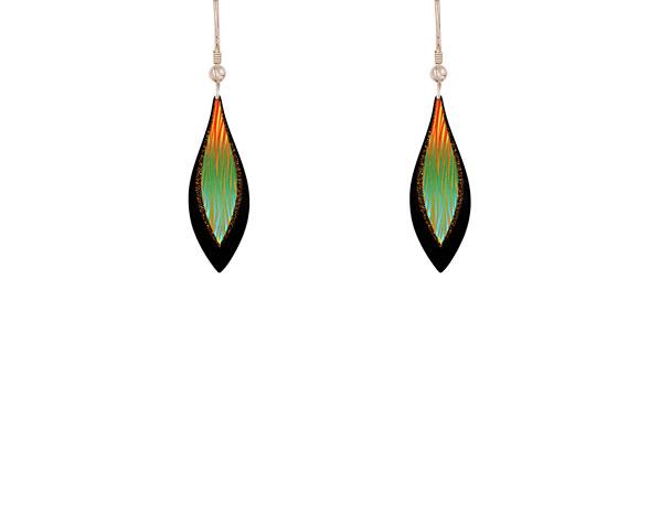 Harmony Green Earrings