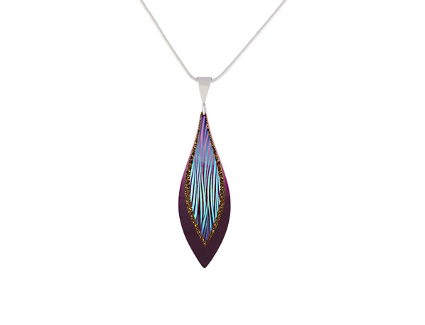 Harmony Purple Pendant