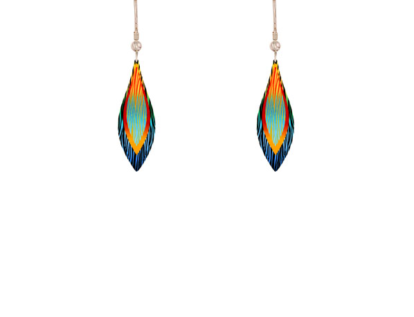 Harmony Blue earrings
