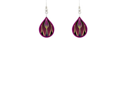 Tulip Pink earrings