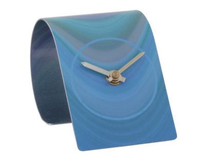 T2 Strata Blue Desk Clock