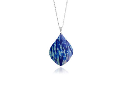 Honesty-Blue-Pendant