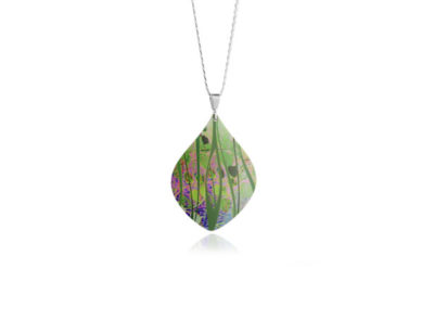 Honesty-Green-Pendant