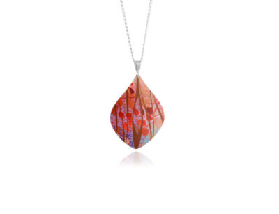 Honesty-Orange-Pendant small