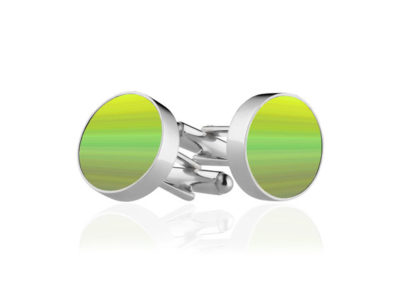 Citron Cufflinks