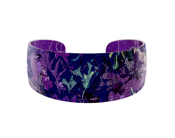 Meadow Purple Bangle Pixalum