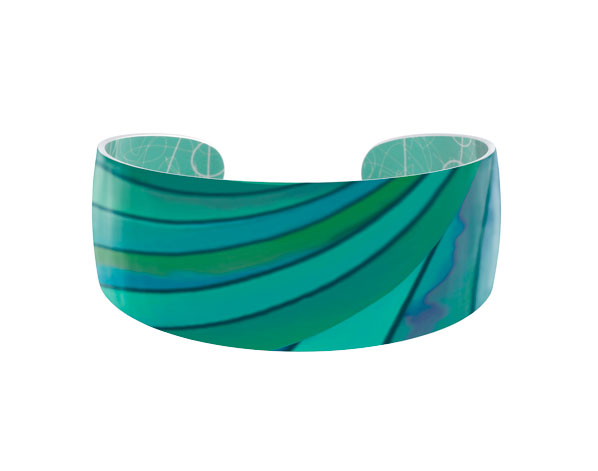 Ribbon Turquoise Bangle Pixalum