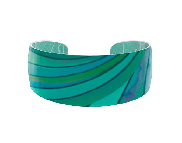 Ribbon Turquoise Bangle Pixalum