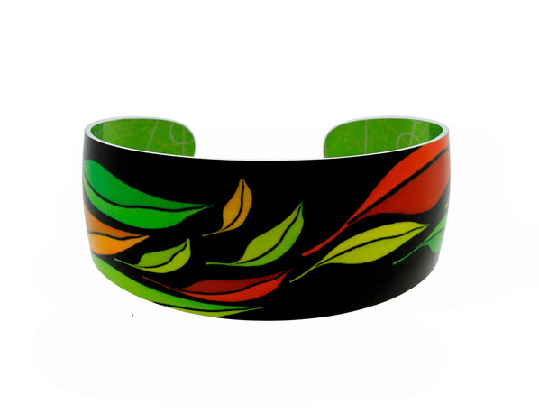 Seasons Green Bangle Pixalum