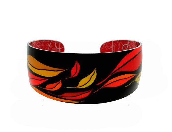 Seasons Red Bangle Pixalum