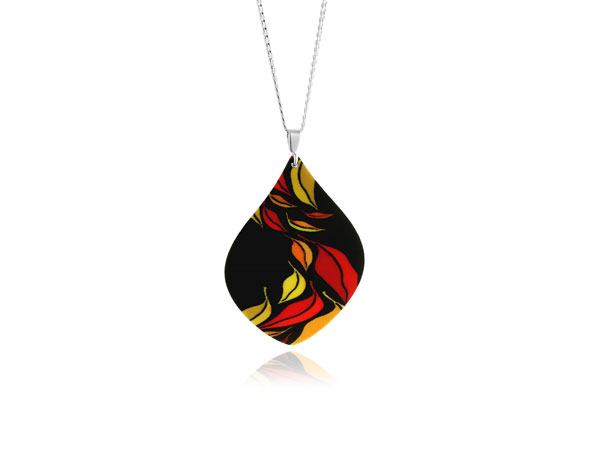 Seasons Red Pendant Pixalum