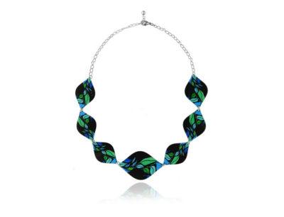 Seasons Blue Necklace