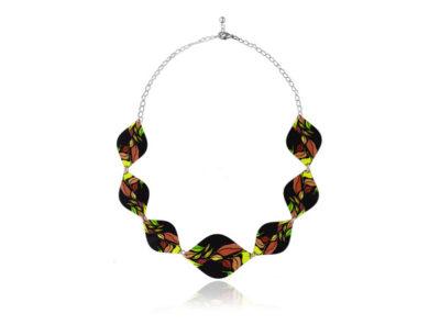 Seasons Green Necklace
