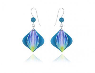 Swing Turquoise Earrings
