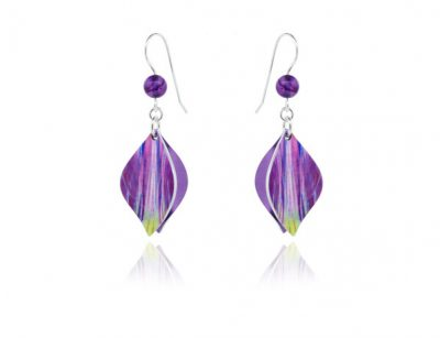 Salsa Purple earrings