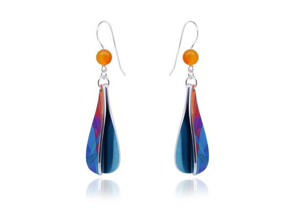 Cha-Cha Turquoise Earrings
