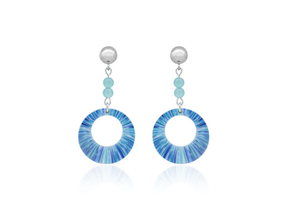 Anenome-Blue-Earrings